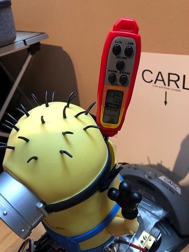 TakingCarlsTemperature