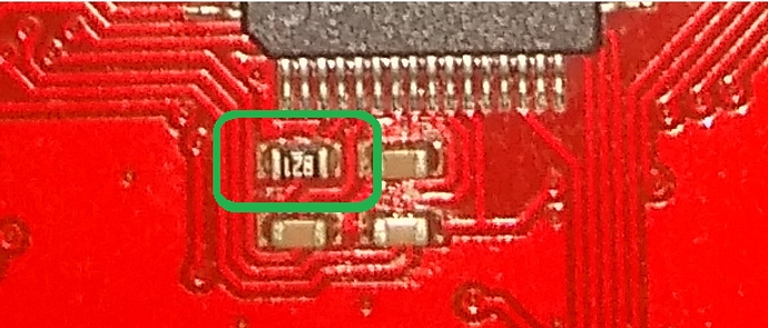 820 ohm resistor